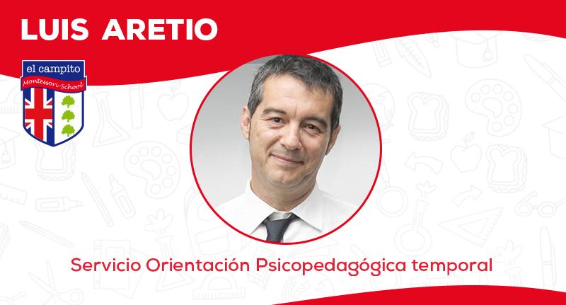 Luis Aretio – Servicio de Orientación Psicopedagógica complementario temporal